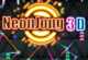 3D Neon Mahjong