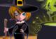 Lösung 4×4 Halloween Schiebepuzzle