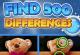 500 Unterschiede