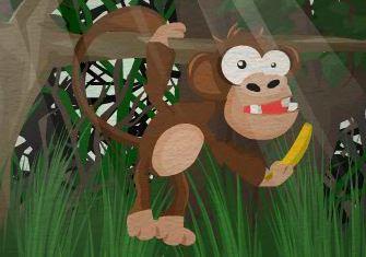 Affen Rätsel Spiele