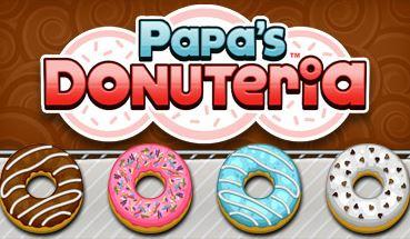PapaS Donuteria Kostenlos Spielen