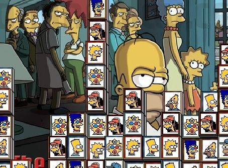 Simpsons Mahjong Kostenlos Spielen