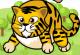 Lösung Tiger Eat Cow