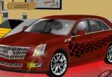 Lösung Cadillac Sport Wagen