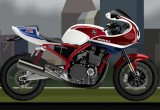 Lösung Honda CB 1100 R