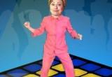 Lösung Dancing Hillary