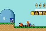 Lösung Sonic in Mario World 2