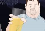 Bier Jonglieren