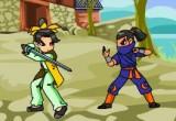 Lösung Chinese Wushu