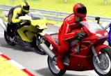 Lösung 3D Motorbike Racing