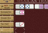 Lösung Mexican Domino