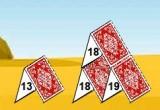Lösung Kartenhaus