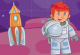 Astronauten Labyrinth