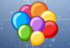 Balloons Matching Deluxe