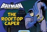 Batman The Rooftop Caper
