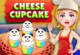 Baby Hazel Cheese Cupcakes