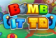 Lösung Bomb It TD