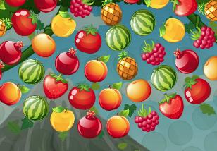 Früchte Spiel