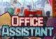 Büro Assistent Wimmelbild