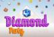 Lösung Diamanten Party