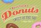 Donuts Verbinden