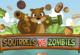 Eichhörnchen vs Zombies