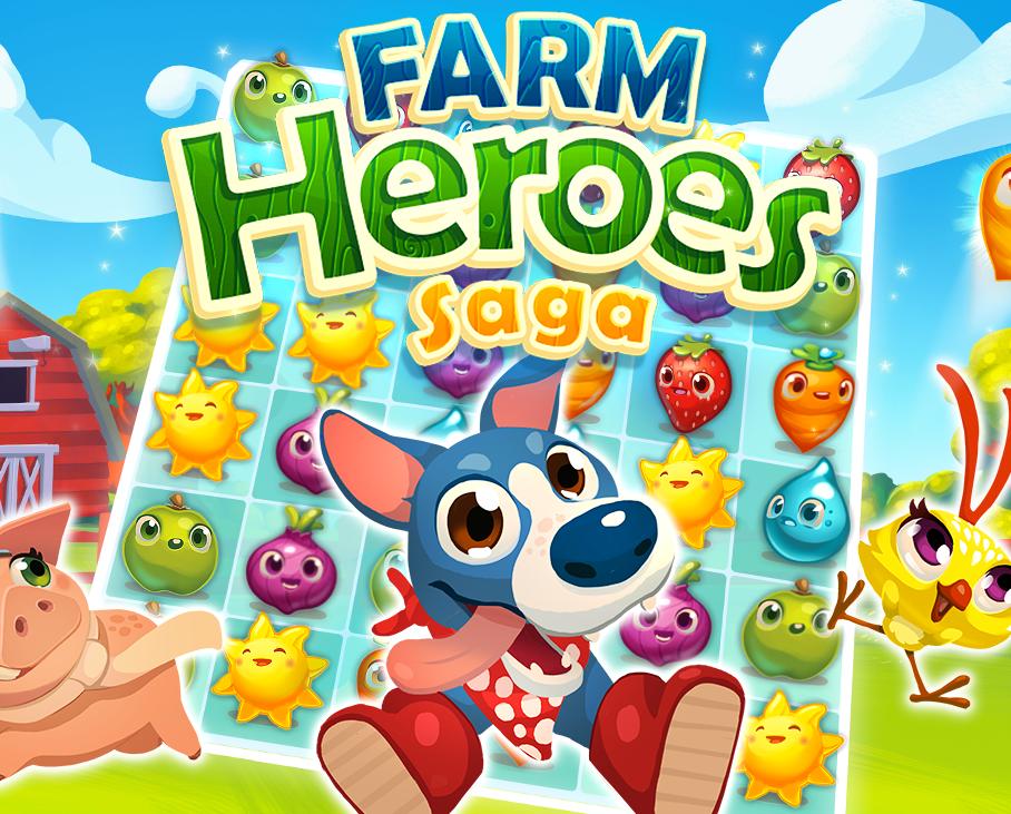 Farm Heroes Kostenlos Spielen Ohne Anmeldung
