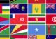 Lösung Flaggen Quiz