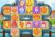 Food Tripple Mahjong