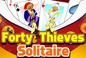 Forty Thieves Kostenlos Spielen