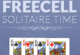 Freecell Solitaire Time