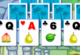 Fruits Pyramid Solitaire