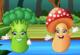 Lösung Gemüse Memo