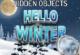Hello Winter Hinden Object