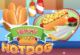 Hotdog zubereiten