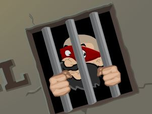 Gefängnis Spiel