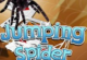 Jumping Spider Solitaire
