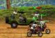 Lösung Jungle Armed Getaway