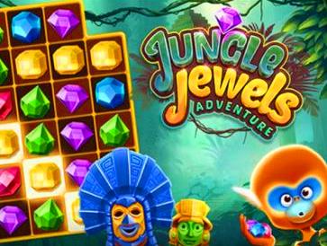 Jungle Adventure Spiele