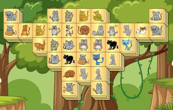 Katzenmahjong