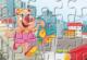 Kinder Auto Puzzle