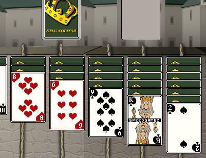 King Solitaire Spielen