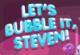 Lösung Lets Bubble It Steven