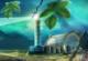 Leuchtturm Wimmelbild