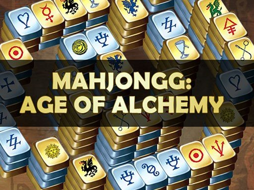 Mahjongg Alchemy Kostenlos