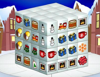 Christmas Mahjong Kostenlos Spielen