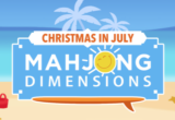Mahjong Dimension Christmas in July