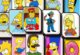 Lösung Mahjong Simpsons 2