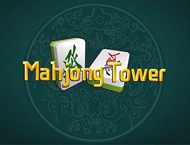 Mahjong Tower Spielen