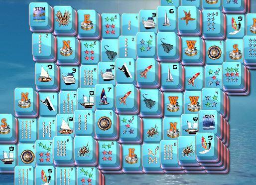 Marine Spiele